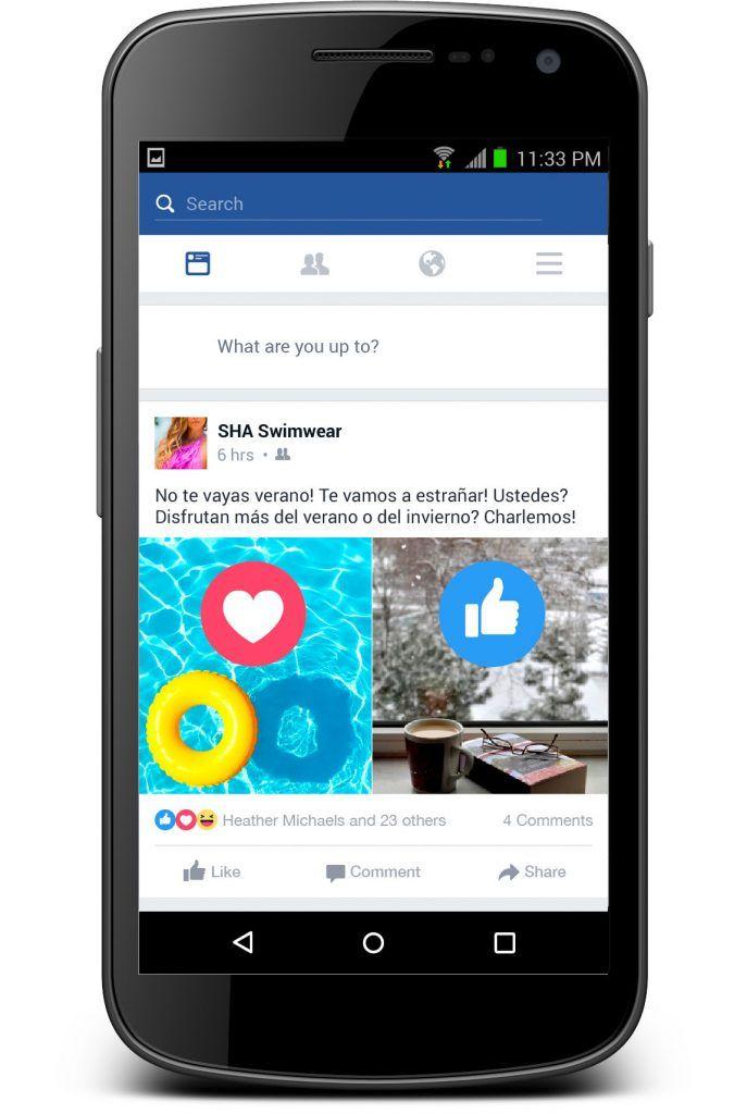 Generá conversaciones en Facebook
