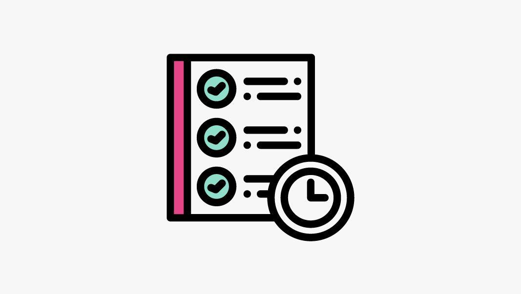 3 pasos para organizar el contenido de tus redes