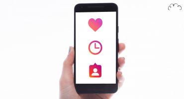 3 factores clave para el algoritmo de Instagram